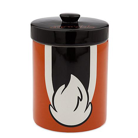 Chip 'n Dale Ceramic Kitchen Cannister