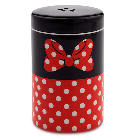 Minnie Mouse Salt or Pepper Shaker