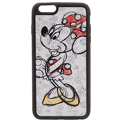 Minnie Mouse Sketch iPhone 6 Plus Case