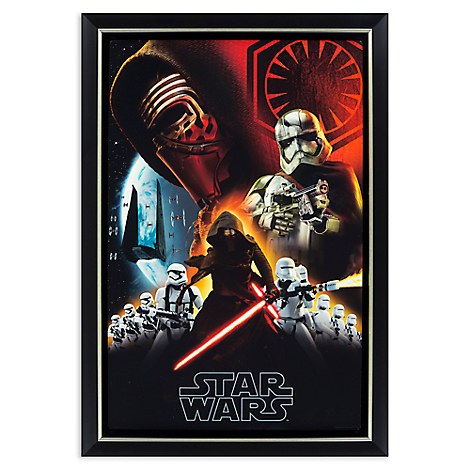 First Order Metal Print - Star Wars: The Force Awakens