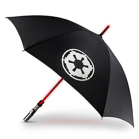 Darth Vader Light-Up Lightsaber Umbrella