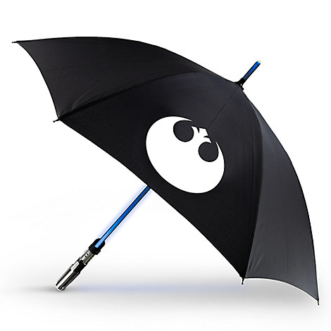 Luke Skywalker Light-Up Lightsaber Umbrella