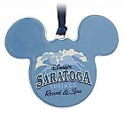 Mickey Mouse Icon Ornament - Disney's Saratoga Springs Resort & Spa
