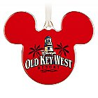 Mickey Mouse Icon Ornament - Disney's Old Key West Resort