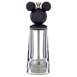 Mickey mouse icon vintage collection pepper mill disney for Mickey mouse kitchen accessories