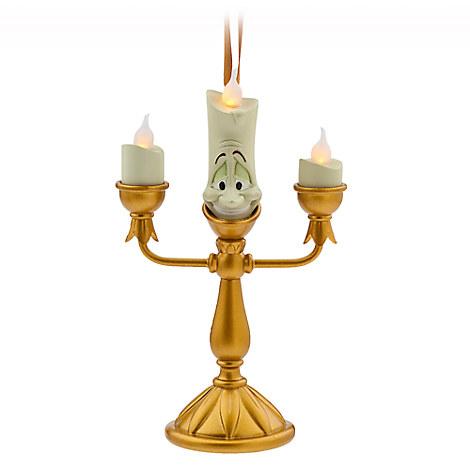 Lumiere Light-Up Figural Ornament