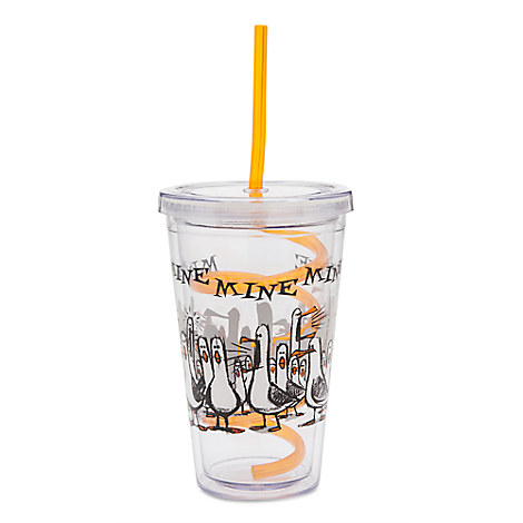 Finding Nemo Seagulls Tumbler with Straw - ''Mine, Mine, Mine, Mine''