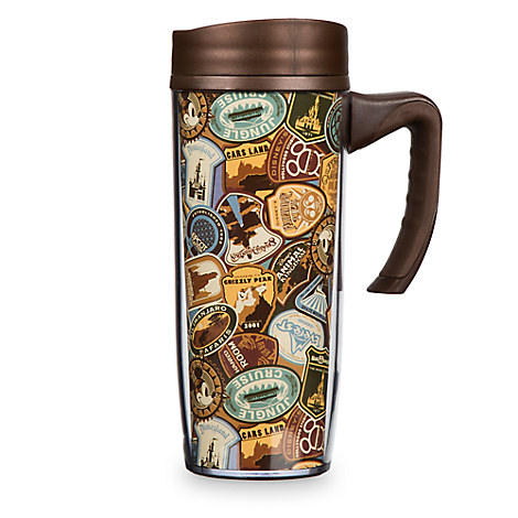 Disney Parks Travel Tumbler
