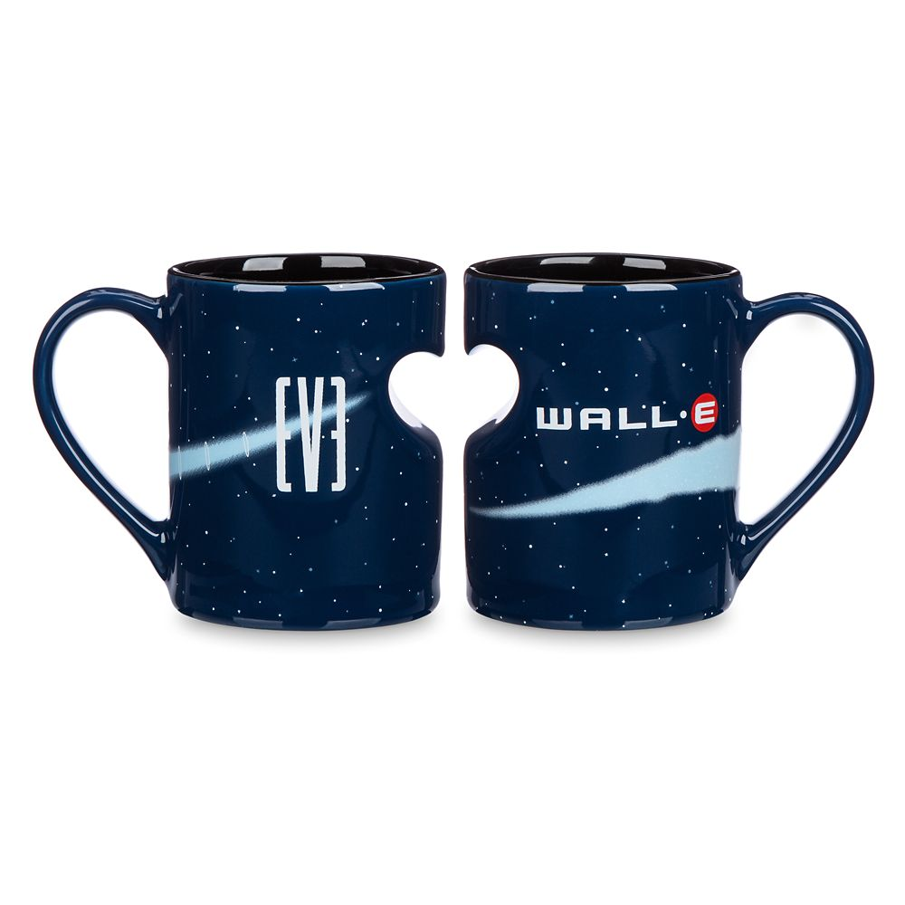 WALL•E and E.V.E. Mug Set