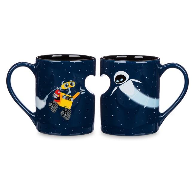 WALL•E and E.V.E. Mug Set