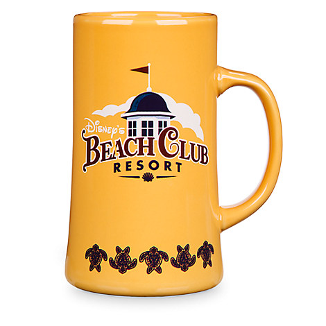 Beach Club Resort Mug