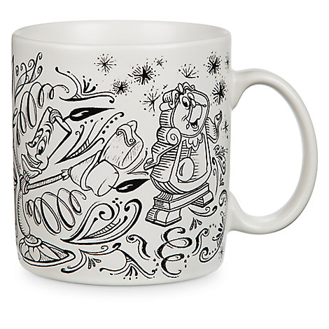 Lumiere and Company Be Our Guest Mug