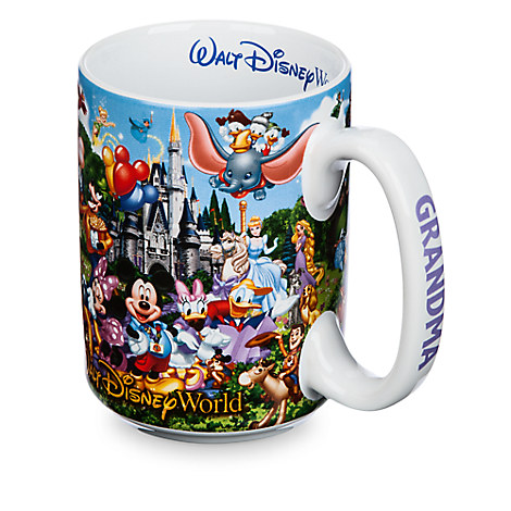 Walt Disney World Storybook Mug for Grandma