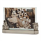 Mickey Mouse and Fantasyland Castle Contemporary Photo Frame - 4'' x 6''