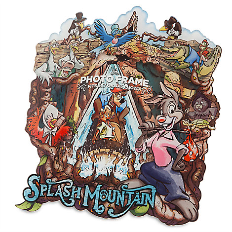 Br'er Rabbit and Friends Photo Frame - Splash Mountain - 5'' x 7'' or 4'' x 6''