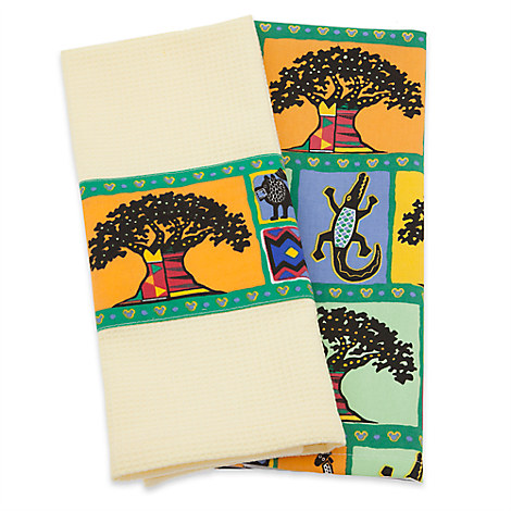 Disney Animal Kingdom Kitchen Towel Set