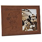 Mickey Mouse Disney Cruise Line Leatherette Photo Frame - 5'' x 7''