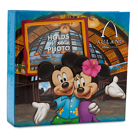 Mickey Mouse and Friends Photo Album -  Aulani, A Disney Resort & Spa - Medium