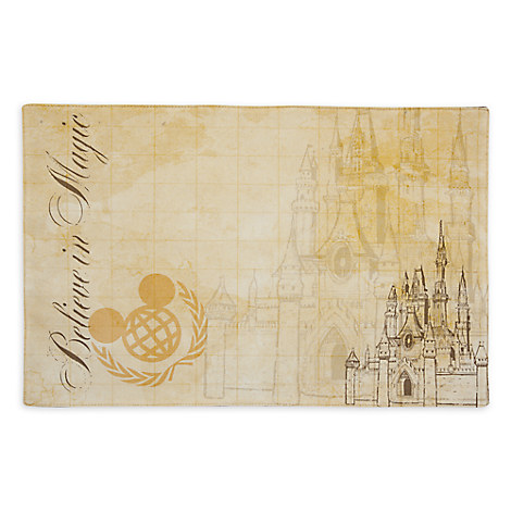 Walt Disney World Vintage Collection Placemat