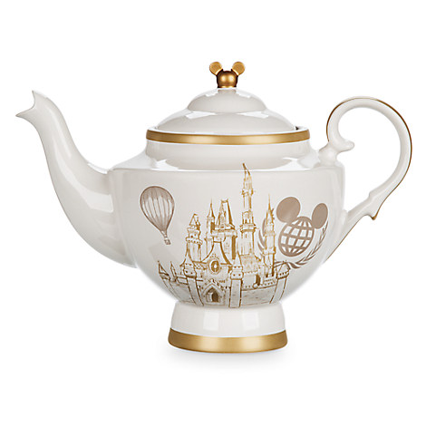 Walt Disney World Vintage Collection Tea Pot