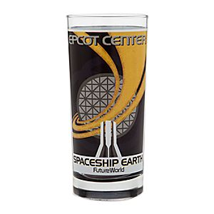 Epcot Glass Tumbler