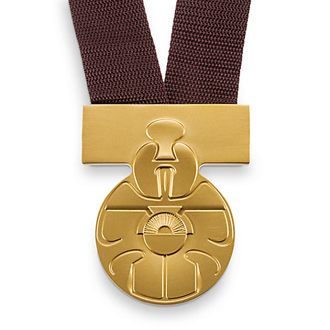 Star Wars Medal of Yavin Replica