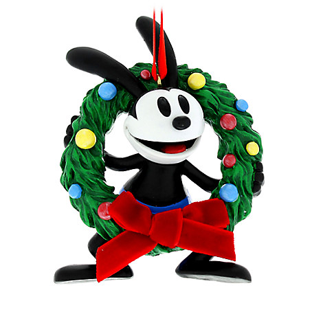 Oswald Figural Ornament
