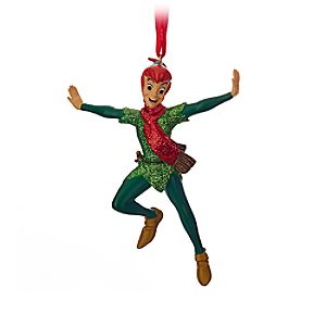 Peter Pan Figural Ornament