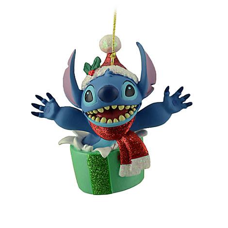 Stitch Figural Ornament