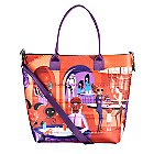 Star Wars Cantina Streamline Tote by Shag for Harveys