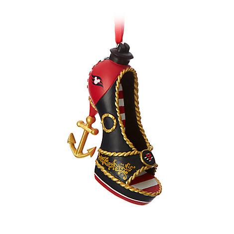 Disney Cruise Line Shoe Ornament