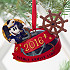 Captain Mickey Mouse Ear Hat Ornament - Disney Cruise Line 2016
