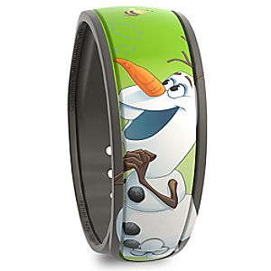 Olaf Disney Parks MagicBand – Frozen Fever