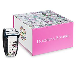 Mickey and Minnie Mouse Downtown MagicBand by Dooney & Bourke - Limited Edition