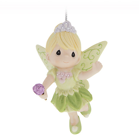 Tinker Bell ''Faith, Trust and Pixie Dust'' Ornament by Precious Moments
