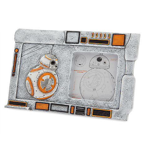 BB-8 Frame - 3 1/2'' x 3 1/2'' - Star Wars: The Force Awakens