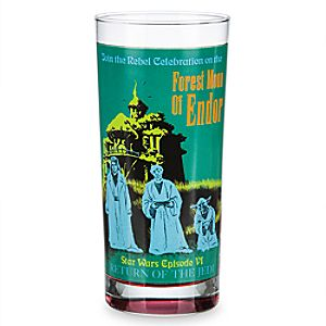 Star Wars Parks Attraction Poster Tall Tumbler - Endor