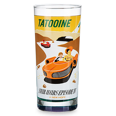 Star Wars Parks Attraction Poster Tall Tumbler - Tatooine