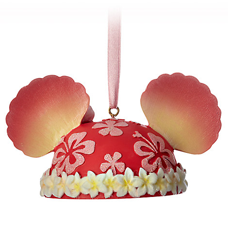 Aulani, A Disney Resort & Spa Ear Hat Ornament - ''Shell''