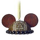 Aulani, A Disney Resort & Spa Ear Hat Ornament - ''Wood''