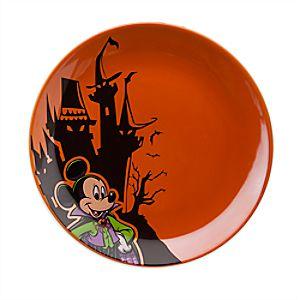Mickey Mouse Halloween Dessert Plate