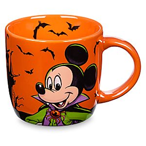 Mickey Mouse Halloween Mug