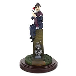 The Haunted Mansion Graveyard Stretch Painting Figure