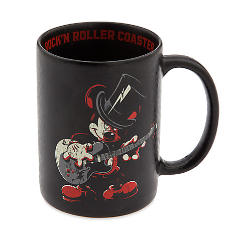 Mickey Mouse Rock 'n Roller Coaster Mug