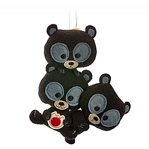 Harris, Hubert, & Hamish Disney Parks Storybook Plush Ornament - Brave