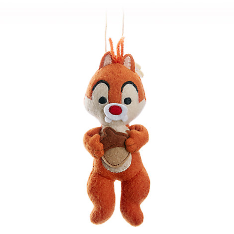 Dale Disney Parks Storybook Plush Ornament