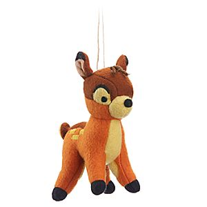 Bambi Disney Parks Storybook Plush Ornament