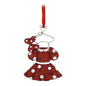 Minnie Mouse Costume Ornament