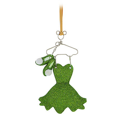 Tinker Bell Costume Ornament