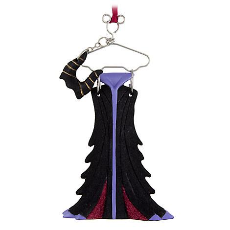 Maleficent Costume Ornament